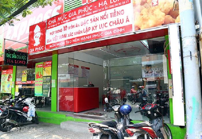 Cửa hàng thực phẩm Gia Phúc